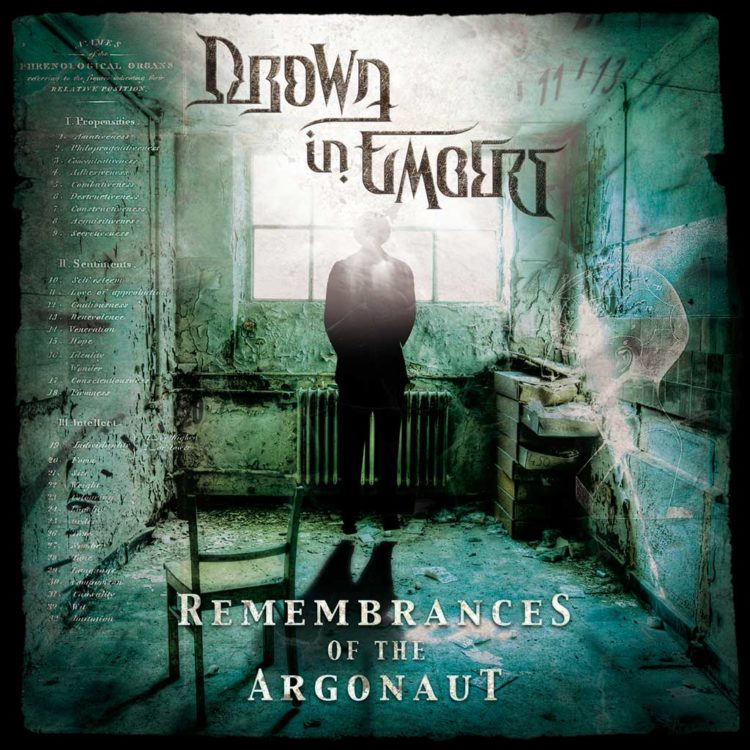 Drown in Embers - Remembrances of the Argonaut - Cover (square)@(1024x1024)